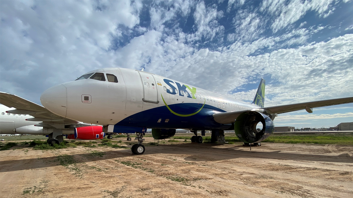 Kellstrom Aerospace Completes Acquisition of A319-100 for Teardown