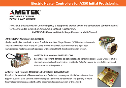 AMETEK Electric Heater Controller-A350