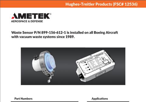 Hughes-Treitler - Waste Sensor